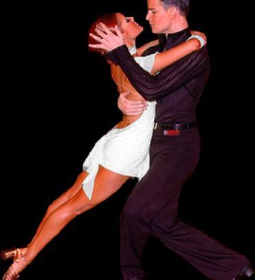 Páros tánc